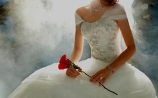 Свадебное платье во сне к чему снится