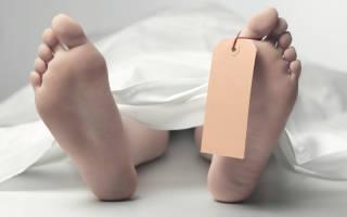 Покойная девушка во сне умирает снова
