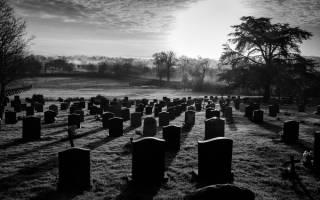 Во сне быть на кладбище