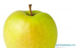 Сонник яблоко видеть