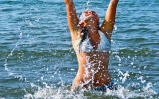 К чему снится купание в воде