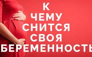 Сонник быть беременной во сне для женщины