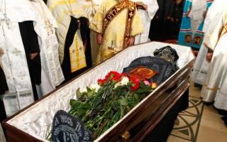 Сонник смерть отца во сне