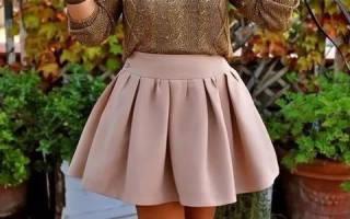 Сонник юбка