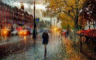 Сонник ванги дождь