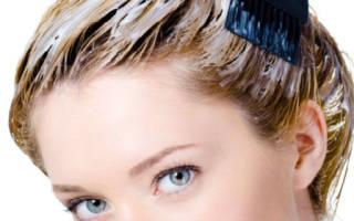 Перекрасить волосы во сне