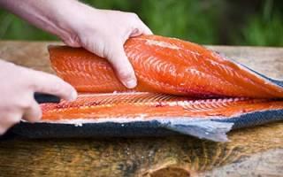 К чему снится резать рыбу на куски