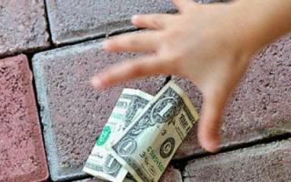 К чему снится находить деньги
