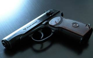 Пистолет во сне для женщины
