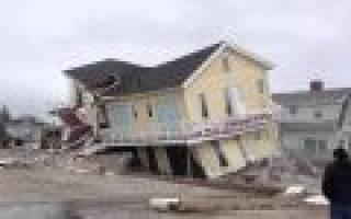 К чему снится падающий дом многоэтажный