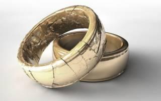 Сон обручальное кольцо на пальце мужчины
