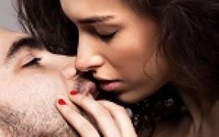 Сонник целоваться во сне с мужчиной