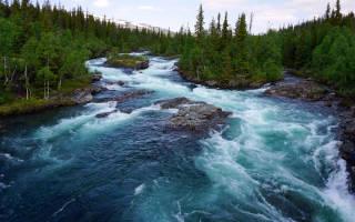 Река во сне