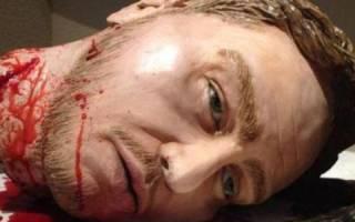 Отрубленная голова во сне
