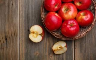 К чему снятся большие красные яблоки