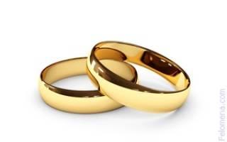 К чему снится кольцо на левой руке