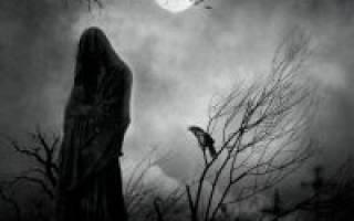 Узнать во сне о смерти близкого человека
