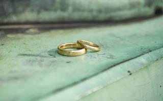 Видеть во сне обручальное кольцо