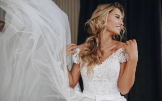 Сон белое свадебное платье
