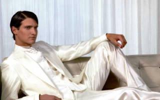 Сон белый костюм