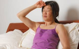 Почему потеешь ночью во сне женщины