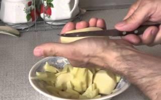 Есть жареную картошку во сне