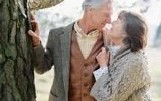Сонник пожилые люди