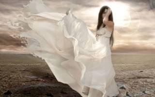 К чему снится белый цвет