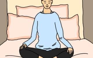 Можно ли делать зарядку перед сном