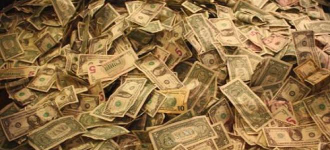 Иметь много денег во сне
