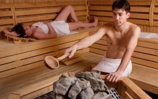 Сонник мыться в бане с мужчиной