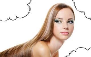 К чему снятся длинные светлые волосы