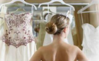 Сонник мерить платье