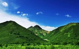 Сонник видеть горы