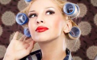 К чему снятся бигуди на волосах