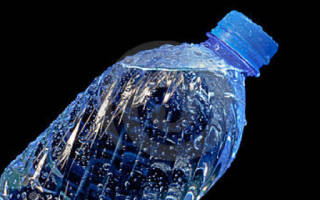 Сонник бутылка воды