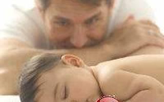Ребенка вырвало во сне