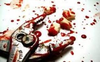 Видеть во сне кровь из зуба