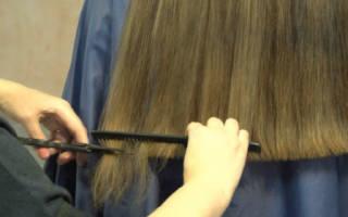 Резать волосы во сне