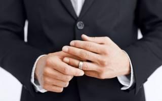 Сонник кольцо на пальце у мужчины