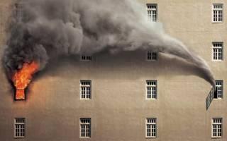 К чему снится пожар дома родителей