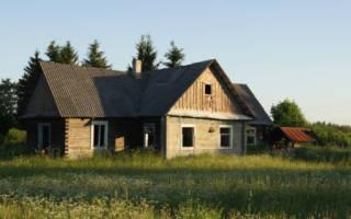 К чему снится пустой дом