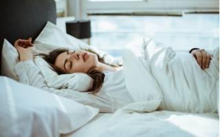 Сколько часов сна необходимо человеку