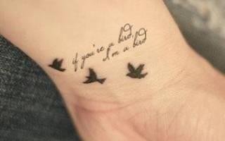 Сонник татуировка на руке