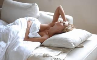 Сон без трусов