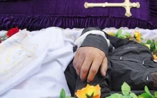 К чему снится нести гроб с покойником