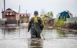 К чему снится вода наводнение