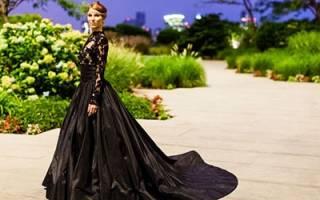 Выходить замуж в черном платье во сне