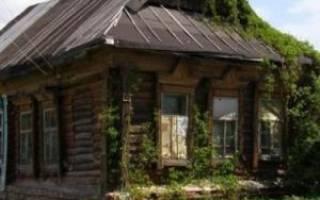 Видеть во сне старый дом