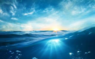 Що означає коли сниться море